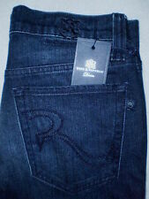Rock & Republc Henlee Mid Boot Cut Mens Denim Blue Jeans Size 31 X 35 New $176