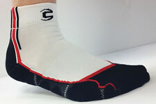 X L.E. Low Socks in Red by Cannondale: cycling road socks