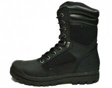 LUGZ Shoes Recon High Top Black Synthetic Boots Medium Width Men Size 9 Military