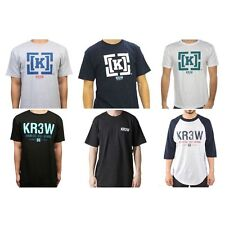 KR3W Tee Denim Co FREE POST 30 DAY RETURN NEW Skateboard Krew Mens T-Shirt