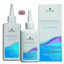Schwarzkopf Natural Styling Perm Lotion All Strengths Stocked Glamour Perms