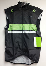 CANNONDALE L.E. CYCLING Vest in Black / Green