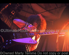 Slash Photo Guns N Roses GNR 16x20 Poster Size by Marty Temme Gibson Firebird 1H