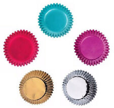 Foil Candy Cups 75 ct. from Wilton - NEW - Choose the color you want!