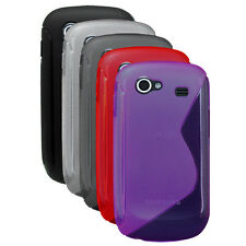 S-Line TPU Rubber Silicone Gel Case Cover for Samsung Nexus S / Nexus S 4G i9020
