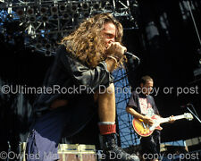 Eddie Vedder Photo Pearl Jam 11x14 Inch Concert Photo Marty Temme 1C