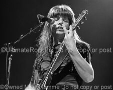 ANDY SCOTT PHOTO THE SWEET 1976 Concert Photo by Marty Temme Maton Guitar 1A