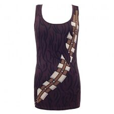 Star Wars I Am Chewbacca Costume Adult Tank Dress *New*