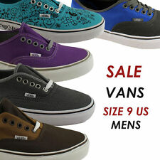SIZE 9 US MENS VANS AUTHENTIC CLEARANCE SHOES/CASUAL/SKATE EBAY AUSTRALIA!