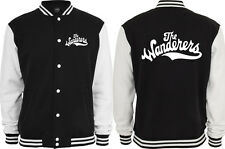 T021 Collegejacke Sweatjacke Gangster black Gang Rock N Roll Bronx The Wanderers