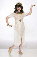 Child Cleopatra Egyptian Princess Queen Costume Halloween