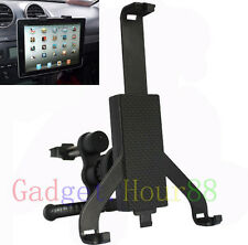 """IN Car Air Vent Mount CRADLE Holder STAND for PC Tablet TAB 9.7"""" 10"""" 10.1"""" NEW"""