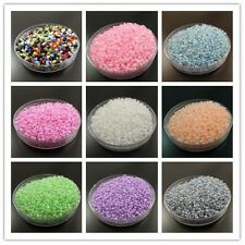 90020 2MM 3MM 4MM New Glass Bugle Seed Beads Finding Fit DIY Hot Sale