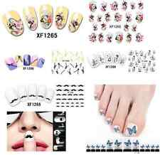 Nail Art Boutique:  Water Transfer Decals & Stickers 60+ Styles - ALL IN STOCK!