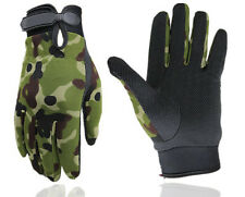 NEW Warm Winter Men's Sports Cycling Bike Bicycle Motorcycle Full Finger Gloves
