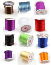 10M Strong Assorted Crystal Beads Jewelry DIY Crafts Thread Elastic Wire Cords