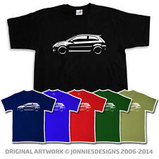 STYLISH FORD FIESTA ST MK5 INSPIRED T-SHIRT - CHOOSE FROM 6 COLOURS (S-XXXL)
