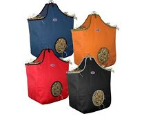 Derby Best Selling Nylon Quality Horse Hay Bag with D Ring at Wholesale Price