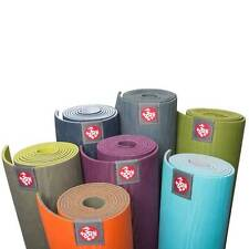 "Manduka eKO Lite Mat 3mm Yoga Pilates Travel - 68"" x 24"""