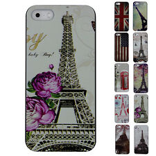 BIG SALE 2014 Cool Chic Protector Skin Cases Covers Shell For Apple iPhone 5/5S