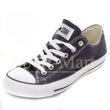 Mens, Womens Converse All Star Low Charcoal Canvas Pumps Trainers Mens Size
