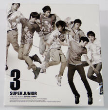 Super Junior - Sorry Sorry (3rd Album Version.C) CD+Photo Booklet K-POP