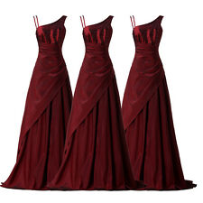 2014 Women Long Bridesmaid Vintage Party BallGown Prom Homecoming Evening Dress