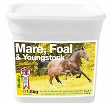 NAF MARE FOAL & YOUNGSTOCK horse breeding nutrition natural supplement vitamins