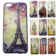 For Apple iPhone 5C Pretty 10 Various Pattern Hard Snap Bumper Cases Cover CHEAP