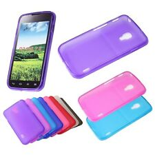 Soft TPU Silicon Cover Protective Case Back Skin For LG Optimus L7 II Dual P715