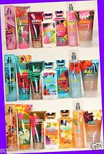 NEW Bath & Body Works ~ U-PICK Body Care & Scent ~ Hawaii Collection Summer 2014