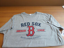 BOSTON RED SOX T-SHIRT NWT OFFICALLY LICENSED BY MLB SIZE ADULT MED, LG, XL