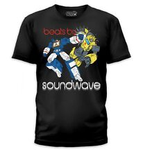 The Transformers 80's Decepticon Beats by Soundwave Bumblebee TV Movie T-shirt