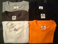 12 NEW AAA ALSTYLE APPAREL LONG SLEEVE T-SHIRT COLOR BLANK PLAIN M-2XL 12PC