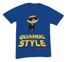 Family Guy Stewie Quahog Style Cartoon TV Show Adult T-Shirt Tee