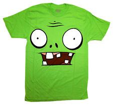 Plants Vs Zombies Zombie Your Brains Video Game Adult T-Shirt Tee