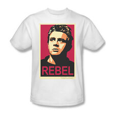 James Dean Rebel Campaign Poster Icon Actor Movie T-Shirt Tee
