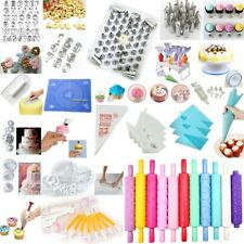 60 Sets Cake Cookie Cupcake Decorating Fondant Mould Sugarcraft Cutters Tools