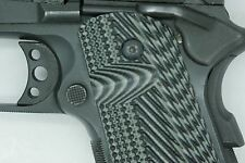 PT1911 ONlY Grips G10 Taurus 1911 Ambi Wilson Magwell Available