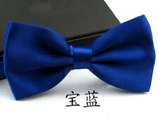 22 Colors Classic Fashion Novelty Mens Adjustable Tuxedo Wedding Bow Tie Necktie