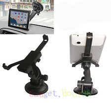 """IN Car Suction Windscreen Cradle Mount Holder Stand FOR PC Tablet 8"""" 8in 2014"""
