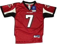 NEW! Atlanta Falcons - Authentic NFL Jersey - Michael Vick   # 7 -  Youth  Red