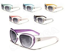 New Women's DG Eyewear Fashion Cat Eye Sunglasses With Plastic Frames.