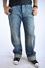 G-Star 3301 Locker Jeans Regular Raw Denim Custom Wash Vintage GStar Rollbaum