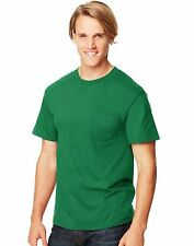 Hanes Beefy-T Adult Pocket T-Shirt style 5190