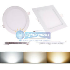 6W/9W/12W/15W/18W/21W Dimmable CREE LED Ceiling Panel Down Lights Bulb WU