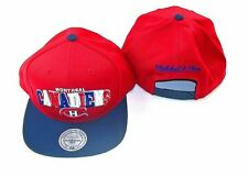 @Montreal Canadiens Mitchell & Ness Vintage Logo Tri-Pop Snapback Hat NJ26Z