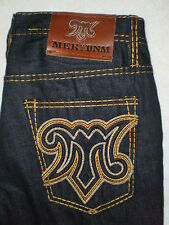 Mek Denim Ahun Straight Mens Button Denim Jeans Size 32 x 36 | 33 x 36  New $132