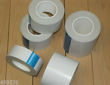 Acrylic Double Sided GP Sticky Tape High Tack  - Big 50 Metre Rolls Free P&P