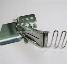 Industrial Sewing Machine Double Fold Binder / Binding Attachment Folder